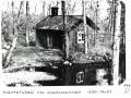 0828 Tvättstugan vid kvarndammen 1930-talet
