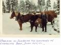 0593 Utdelnig av julkärvar julen 1959-60